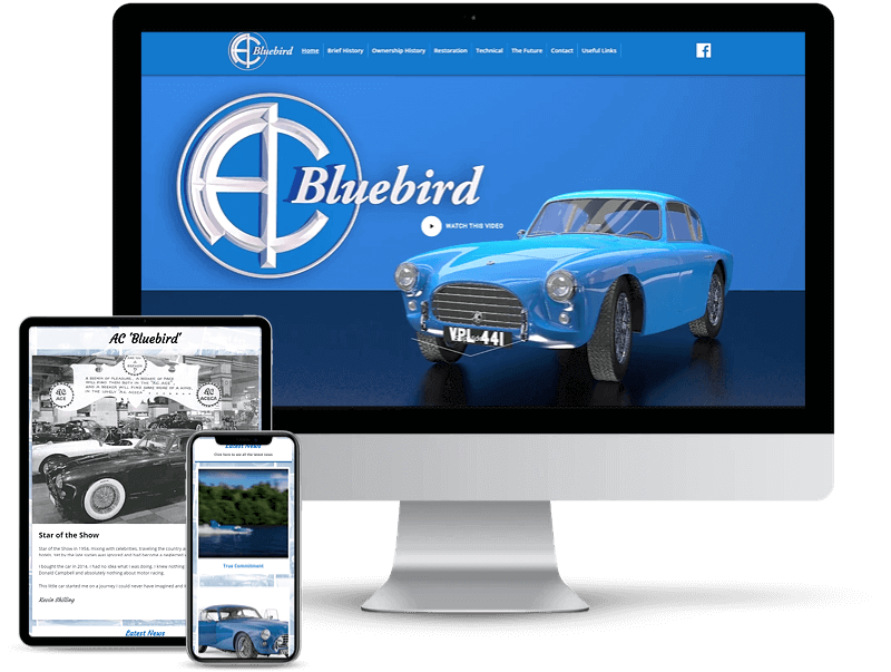 AC Bluebird Home Page